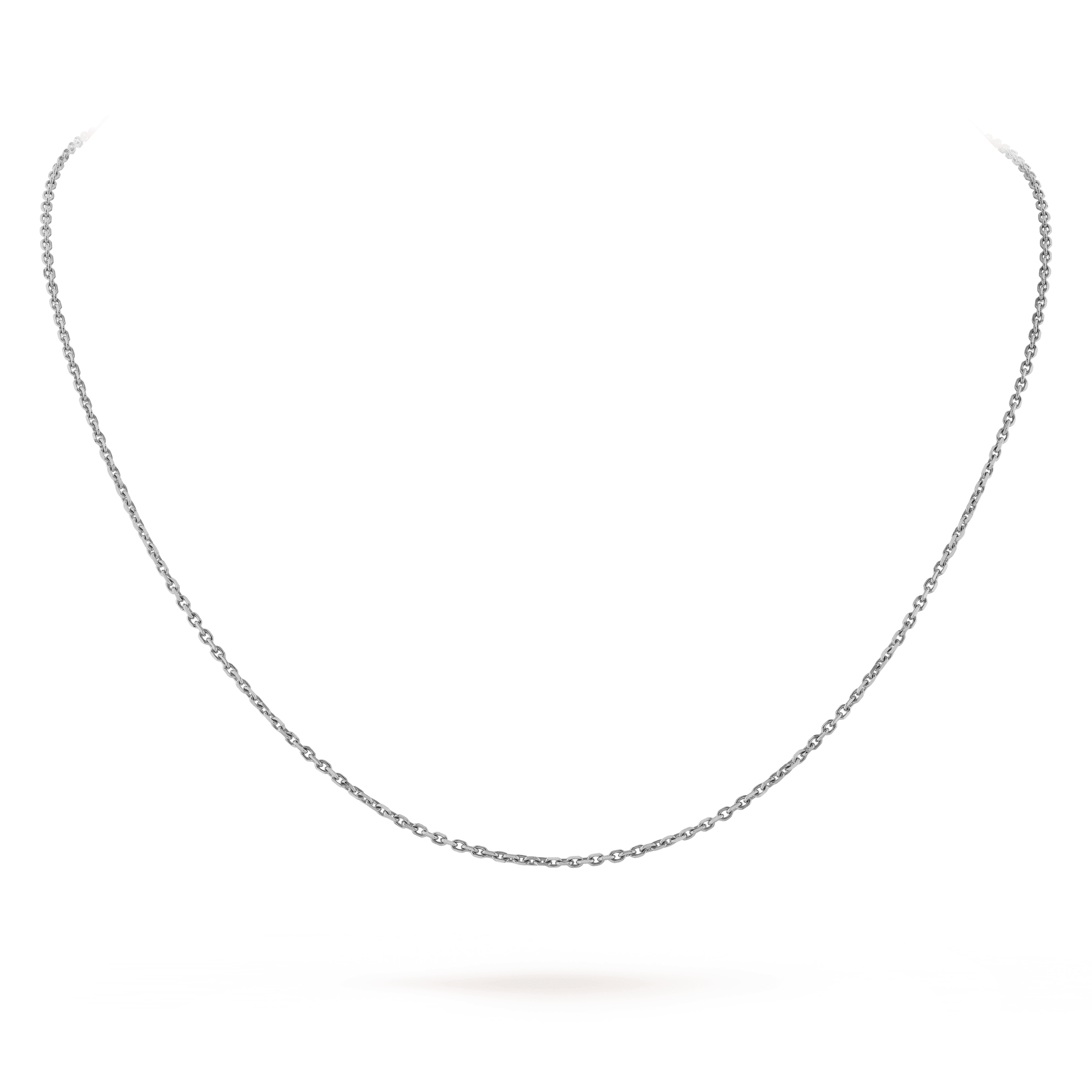 Trace chain, - Front View - VCARO26L00 - Van Cleef & Arpels