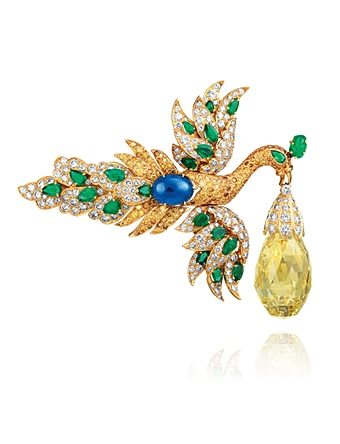 Walska brooch, 1971, Private Collection Image 1 - Van Cleef & Arpels