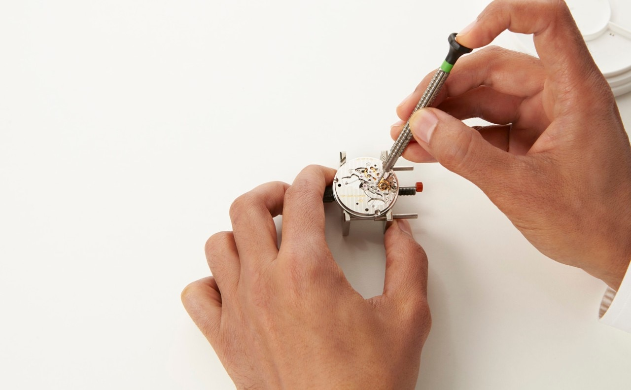 Complete service for your watches, Van Cleef & Arpels